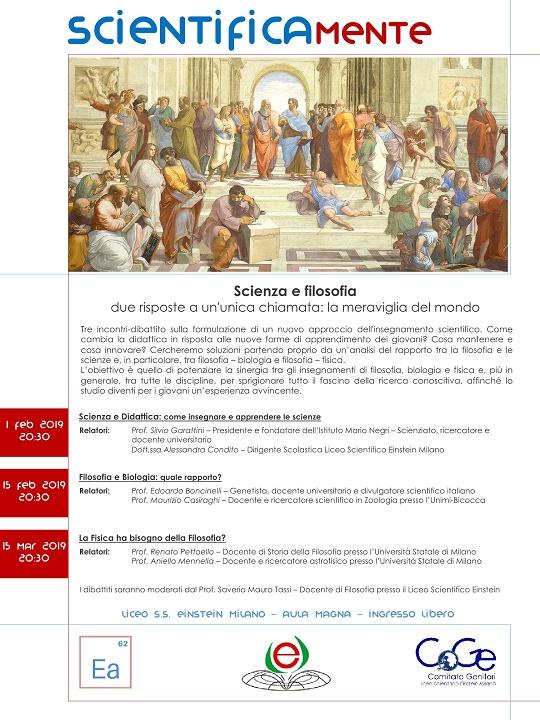 Unimi Calendario Tesi.Provavideo Liceo Scientifico Statale Einstein Milano